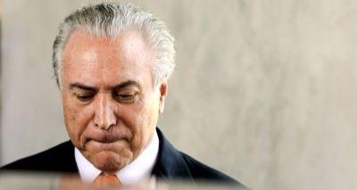 Pesquisa aponta que avaliação negativa de Temer aumentou para 62%