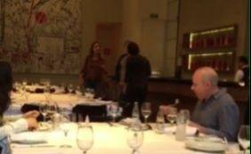[Ex-ministro Guido Mantega é hostilizado novamente em restaurante]