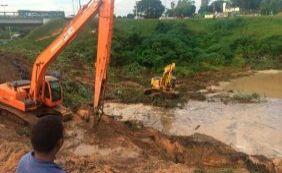 [Moradores atingidos por chuvas em Pirajá recebem assistência à saúde]