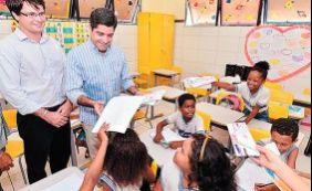 [Prefeitura lança programa para melhorar ensino municipal nesta terça-feira ]