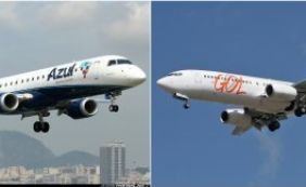 [Aviões quase colidem durante voo na Bahia e FAB afasta operador]