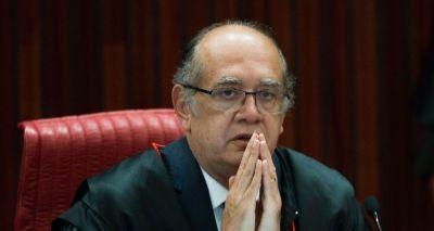 Gilmar Mendes nega ter visto tentativa de barrar Lava Jato em ato de Jucá