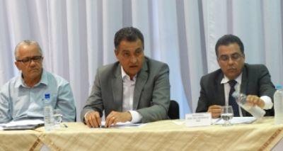 Rui Costa discute formação de Consórcio Regional de Saúde com 15 prefeitos