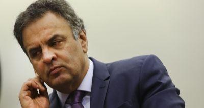 Ministro do STF determina abertura de inquérito contra Aécio Neves