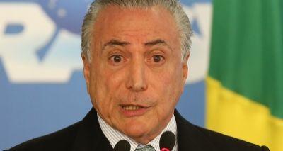 Pesquisa aponta que apenas 11,3 % dos brasileiros aprovam governo Temer