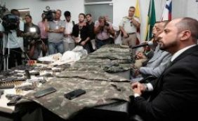 [SSP conclui inquérito e aponta legítima defesa dos policiais no caso Cabula]