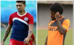 [Ba-Vi: Kieza desfalca o Bahia e Rhayner será titular no Vitória]