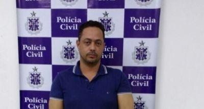 Homem considerado o mais procurado do Sudoeste baiano é preso em Salvador