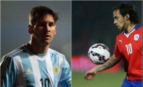 [ Chile e Argentina jogam pelo título da Copa América; ouça boletins]