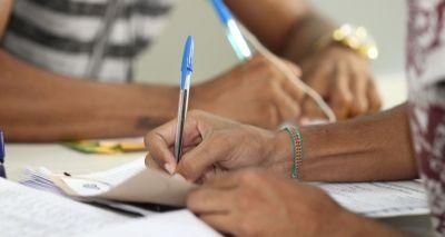 Matrículas em cursos profissionalizantes do governo seguem até sexta