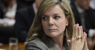 Ré na Lava Jato, Gleisi Hoffmann é eleita líder do PT no Senado