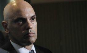 [PGR recebe pedido de investigação contra Alexandre de Moraes por plágio]