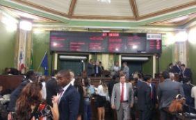 [Câmara aprova lei que permite vereadores ocuparem cargos de terceiro escalão]