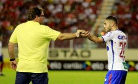 [Bahia vence o Sergipe por 2 a 0 e avança na Copa do Brasil]