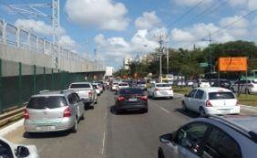 [Trânsito nesta sexta-feira tem acidente nos Barris e lentidão em vias; confira]