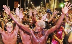 [Governo está focado no carnaval sem cordas: