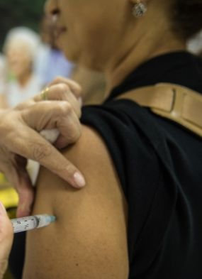 Ministério da Saúde libera quase R$ 14 mi para vacinação contra Febre Amarela