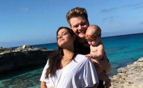 [Thais Fersoza anuncia mais um filho com Teló: