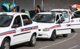 [Táxis têm autorização para cobrar extra de 20% do valor da corrida no Carnaval]