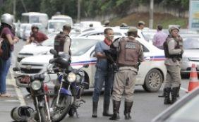[Número de policiais nas ruas tem queda em cinco estados; Bahia apresenta aumento]