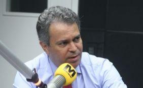 """[Presidente do PDT lembra rusga e questiona """"peso político"""" de Marcelo Nilo]"""