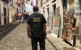 [ PF deflagra operação para combater serviços de câmbio ilegal no Pelourinho]