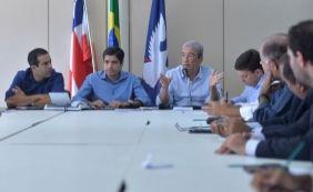 [ACM Neto se reúne com Imbassahy para discutir ajuda do Governo Federal para SSA]
