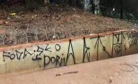 [Multa de R$ 5 mil para pichação de muro entra em vigor em São Paulo]
