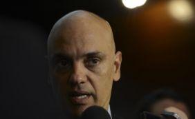 [ 'Jamais fui advogado do PCC', Alexandre de Moraes em sabatina no Senado]