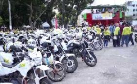 [Atividade de mototaxistas em Salvador será regulamentada nesta quarta]