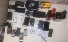 [Dupla é presa no Comércio vendendo 20 celulares roubados em ônibus]