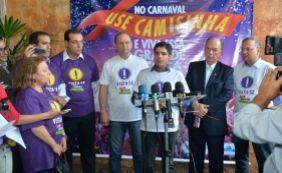 [Campanha nacional contra Aids no Carnaval é apresentada em Salvador]