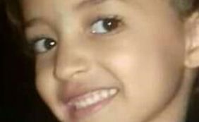 [Menina de 7 anos desaparecida há cinco dias é encontrada morta]