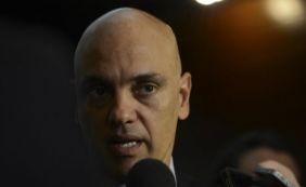 ['Estou convencido de que Moraes vai ser um grande ministro do STF', diz Aécio]