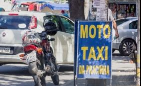[Prefeitura regulamenta atividade dos mototaxistas em Salvador]