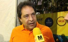 ['Governador nos apoiou e teve retorno', diz secretário de Turismo sobre Carnaval]