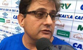 [Guto Ferreira critica 'erro capital' da arbitragem contra o Bahia]