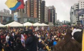 [Equador: país terá segundo turno nas eleições presidenciais]