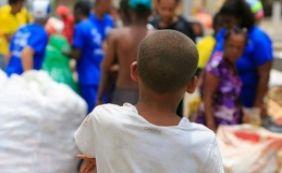 [Bebê de 23 dias está entre crianças acolhidas pela Prefeitura durante Carnaval ]