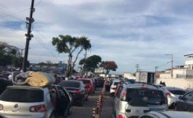 [Passageiros relatam espera de mais de quatro horas para embarque no ferry; vídeo]