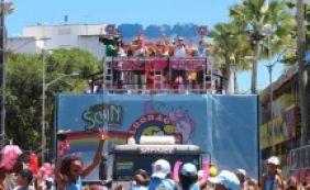 [Carla Perez fala de multas recebidas durante o carnaval: