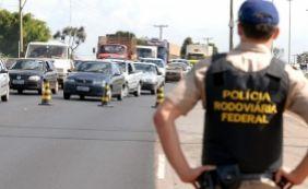 [Número de infrações nas BRs baianas aumenta no Carnaval, diz PRF]
