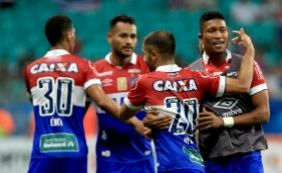 [Guto Ferreira destaca volume de jogo do Bahia contra o Altos-PI]