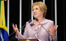 [Marta Suplicy recusa liderança do governo no Senado, diz coluna]