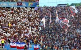 [Após confrontos em estádios, PM pune torcidas organizadas de Bahia e Vitória]