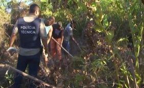 [Família encontra corpos de irmãos enterrados três dias após desaparecimento]