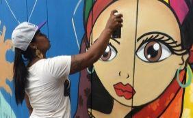 [Festival leva grafiteiros do Brasil e do mundo à Barroquinha]