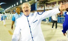 [Presidente da Portela passa mal e é internado antes do Desfile das Campeãs]