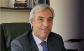 [Rui Costa participa de reunião com embaixador da União Europeia]