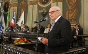 [Presidente da Fundação José Silveira destaca